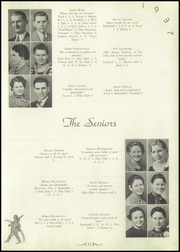 Page 17, 1937 Edition, Lexington High School - Minute Man Yearbook (Lexington, NE) online yearbook collection