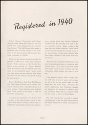 Page 11, 1940 Edition, Lexington High School - Minute Man Yearbook (Lexington, NE) online yearbook collection