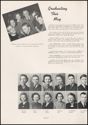 Page 12, 1940 Edition, Lexington High School - Minute Man Yearbook (Lexington, NE) online yearbook collection