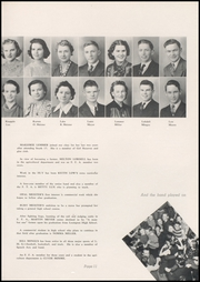 Page 15, 1940 Edition, Lexington High School - Minute Man Yearbook (Lexington, NE) online yearbook collection