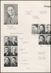Page 8, 1940 Edition, Lexington High School - Minute Man Yearbook (Lexington, NE) online yearbook collection