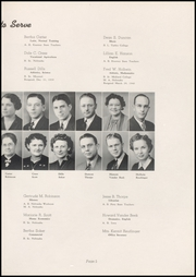 Page 9, 1940 Edition, Lexington High School - Minute Man Yearbook (Lexington, NE) online yearbook collection