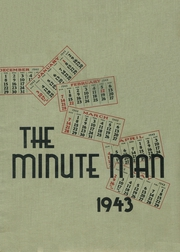 Page 1, 1943 Edition, Lexington High School - Minute Man Yearbook (Lexington, NE) online yearbook collection