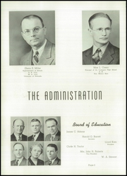 Page 10, 1943 Edition, Lexington High School - Minute Man Yearbook (Lexington, NE) online yearbook collection