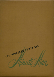 1946 Edition, Lexington High School - Minute Man Yearbook (Lexington, NE)