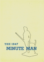 1947 Edition, Lexington High School - Minute Man Yearbook (Lexington, NE)