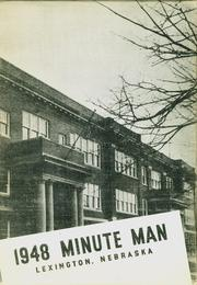 1948 Edition, Lexington High School - Minute Man Yearbook (Lexington, NE)