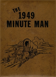 1949 Edition, Lexington High School - Minute Man Yearbook (Lexington, NE)