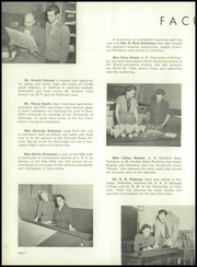Page 10, 1951 Edition, Lexington High School - Minute Man Yearbook (Lexington, NE) online yearbook collection