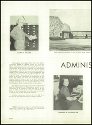 Page 8, 1951 Edition, Lexington High School - Minute Man Yearbook (Lexington, NE) online yearbook collection