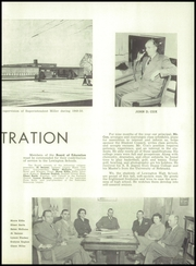 Page 9, 1951 Edition, Lexington High School - Minute Man Yearbook (Lexington, NE) online yearbook collection