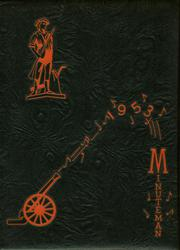 1953 Edition, Lexington High School - Minute Man Yearbook (Lexington, NE)