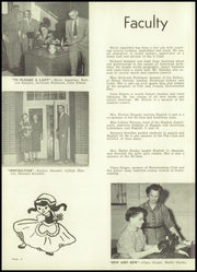 Page 10, 1955 Edition, Lexington High School - Minute Man Yearbook (Lexington, NE) online yearbook collection