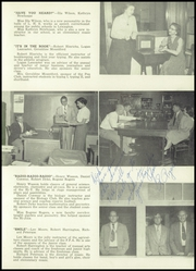 Page 11, 1955 Edition, Lexington High School - Minute Man Yearbook (Lexington, NE) online yearbook collection
