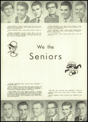 Page 12, 1955 Edition, Lexington High School - Minute Man Yearbook (Lexington, NE) online yearbook collection