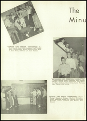 Page 6, 1955 Edition, Lexington High School - Minute Man Yearbook (Lexington, NE) online yearbook collection