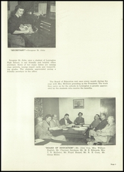 Page 9, 1955 Edition, Lexington High School - Minute Man Yearbook (Lexington, NE) online yearbook collection