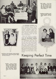 Page 12, 1956 Edition, Lexington High School - Minute Man Yearbook (Lexington, NE) online yearbook collection
