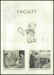 Page 9, 1959 Edition, Lexington High School - Minute Man Yearbook (Lexington, NE) online yearbook collection