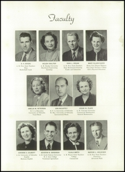 Page 11, 1949 Edition, Nebraska City High School - Pioneer Yearbook (Nebraska City, NE) online yearbook collection