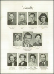 Page 12, 1949 Edition, Nebraska City High School - Pioneer Yearbook (Nebraska City, NE) online yearbook collection