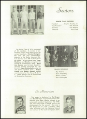 Page 13, 1949 Edition, Nebraska City High School - Pioneer Yearbook (Nebraska City, NE) online yearbook collection