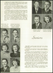 Page 14, 1949 Edition, Nebraska City High School - Pioneer Yearbook (Nebraska City, NE) online yearbook collection