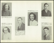 Page 13, 1950 Edition, Sidney High School - Trail Yearbook (Sidney, NE) online yearbook collection