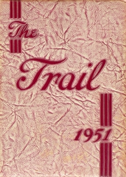Page 1, 1951 Edition, Sidney High School - Trail Yearbook (Sidney, NE) online yearbook collection