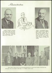 Page 11, 1951 Edition, Sidney High School - Trail Yearbook (Sidney, NE) online yearbook collection
