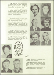 Page 13, 1951 Edition, Sidney High School - Trail Yearbook (Sidney, NE) online yearbook collection