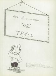 Page 5, 1952 Edition, Sidney High School - Trail Yearbook (Sidney, NE) online yearbook collection
