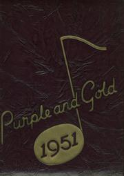 1951 Edition, Holdredge High School - Purple and Gold Yearbook (Holdrege, NE)