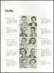 Page 14, 1952 Edition, Holdredge High School - Purple and Gold Yearbook (Holdrege, NE) online yearbook collection