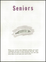 Page 16, 1952 Edition, Holdredge High School - Purple and Gold Yearbook (Holdrege, NE) online yearbook collection