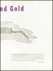 Page 7, 1952 Edition, Holdredge High School - Purple and Gold Yearbook (Holdrege, NE) online yearbook collection
