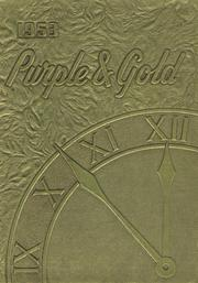 1953 Edition, Holdredge High School - Purple and Gold Yearbook (Holdrege, NE)
