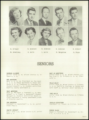 Page 14, 1953 Edition, Holdredge High School - Purple and Gold Yearbook (Holdrege, NE) online yearbook collection