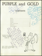 Page 5, 1953 Edition, Holdredge High School - Purple and Gold Yearbook (Holdrege, NE) online yearbook collection