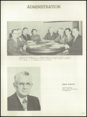 Page 8, 1953 Edition, Holdredge High School - Purple and Gold Yearbook (Holdrege, NE) online yearbook collection