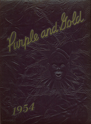 1954 Edition, Holdredge High School - Purple and Gold Yearbook (Holdrege, NE)