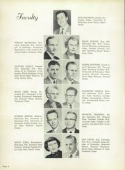 Page 10, 1954 Edition, Holdredge High School - Purple and Gold Yearbook (Holdrege, NE) online yearbook collection