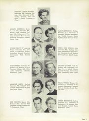 Page 11, 1954 Edition, Holdredge High School - Purple and Gold Yearbook (Holdrege, NE) online yearbook collection