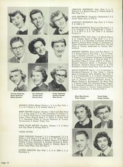 Page 14, 1954 Edition, Holdredge High School - Purple and Gold Yearbook (Holdrege, NE) online yearbook collection