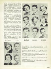 Page 15, 1954 Edition, Holdredge High School - Purple and Gold Yearbook (Holdrege, NE) online yearbook collection