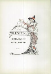 Page 8, 1931 Edition, Chadron High School - Milestone Yearbook (Chadron, NE) online yearbook collection