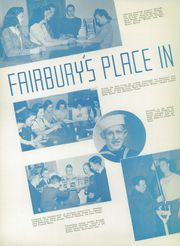 Page 8, 1942 Edition, Fairbury High School - Trail Yearbook (Fairbury, NE) online yearbook collection