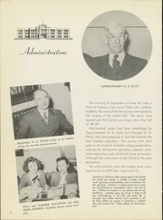 Page 14, 1949 Edition, Fairbury High School - Trail Yearbook (Fairbury, NE) online yearbook collection