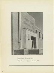 Page 6, 1949 Edition, Fairbury High School - Trail Yearbook (Fairbury, NE) online yearbook collection