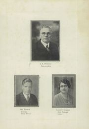 Page 11, 1932 Edition, Aurora High School - A Roar In Yearbook (Aurora, NE) online yearbook collection